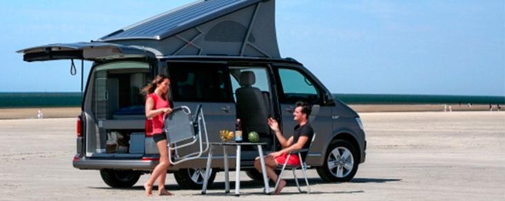 Fidelidad a sus raíces, Volkswagen California
