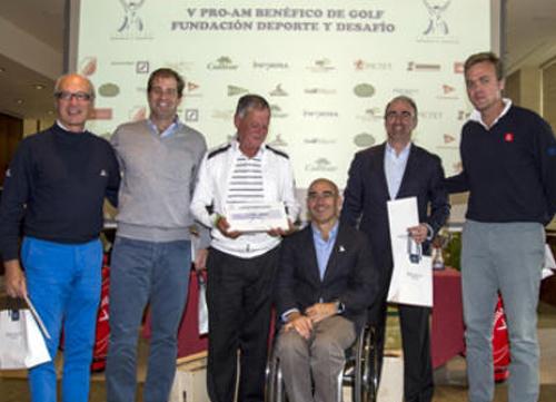 Sexta edición del Torneo Pro-Am Benéfico de Golf