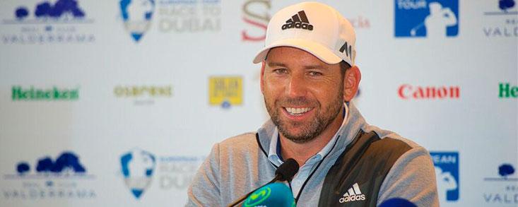Sergio García: 'Es raro que no se haya jugado un Open aquí'