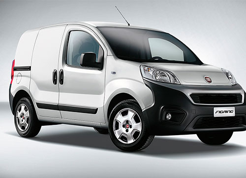 Fiat Fiorino, el furgón urbano