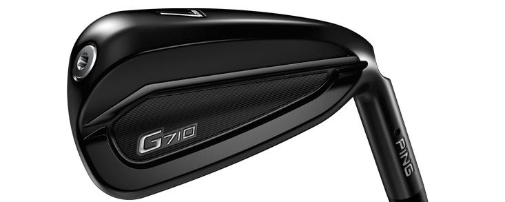 PING presenta los nuevos hierros G710 con un diseño espectacular