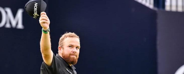 Shane Lowry, el acierto de elegir el golf al fútbol gaélico