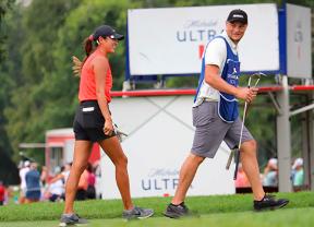 Seis golfistas colman la primera plaza en Battle Creek