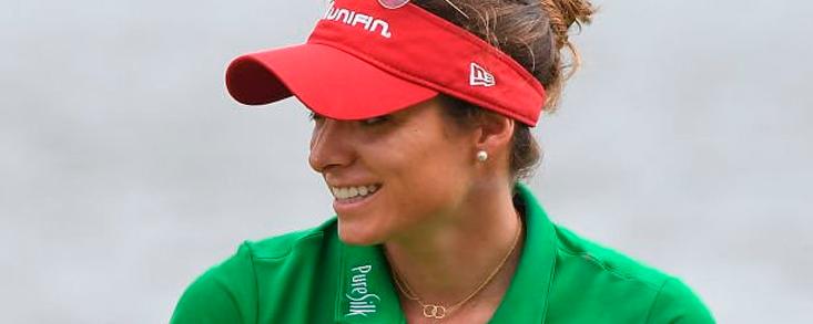 Gaby Lopez consigue en China su primera victoria en la LPGA