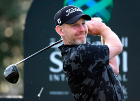 Stephen Gallacher se une a Ryan Fox para liderar el Saudi International después de completar la segunda ronda