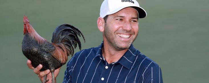 Sergio García volvió a ganar en Estados Unidos cuatro años después