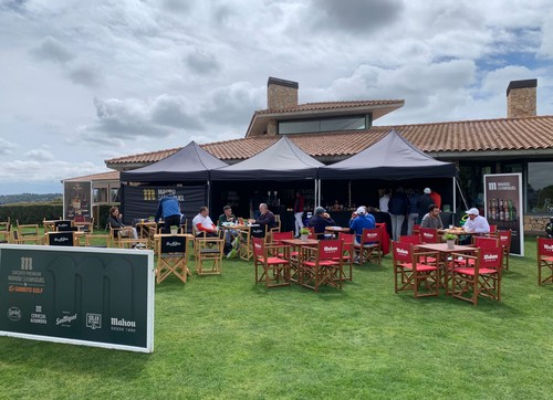 Gambito Golf en el Real Club de Golf de Sevilla