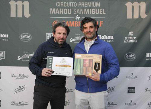 Lanzarote acogerá la Gran Final del Circuito Premium 2016 Gambito Golf