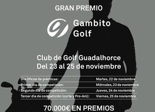 102 profesionales cierran el Circuito en Guadalhorce