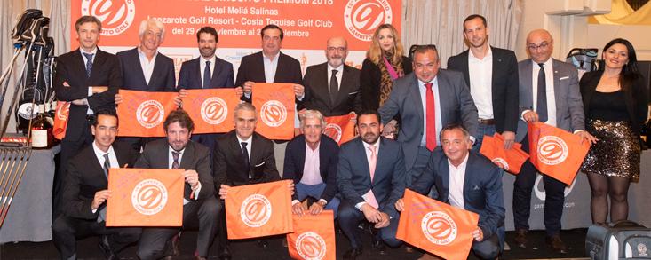 Lanzarote cierra con sobresaliente la final del Gambito Premium