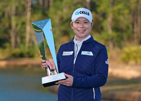 Arranca la temporada de la LPGA con su torneo de ganadoras