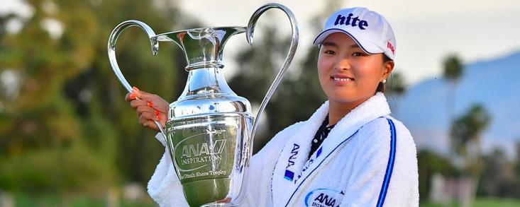 Jin Young Ko logra su primer Major y Carlota termina cuarta
