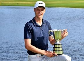 Cameron Davis logra la victoria y una plaza para el Open Championship