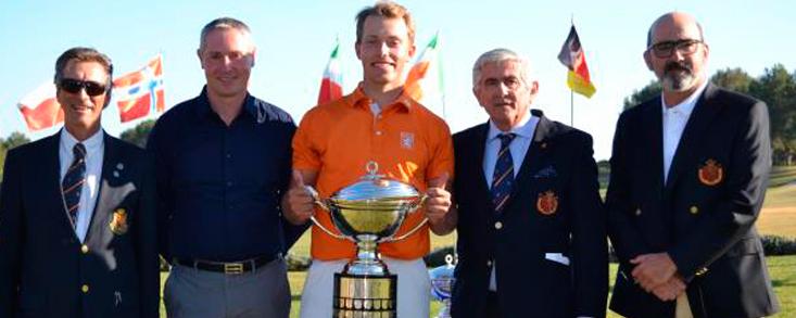Kouwenaar y Mahe, brillantes vencedores