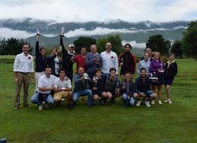 El torneo de golf Fiestas de la Magdalena, éxito en Llanes