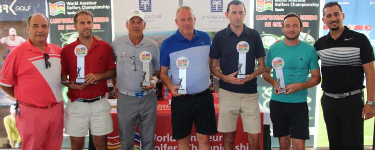 Nuevos finalistas del WAGC 2017 de Valencia y Murcia