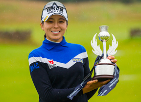 Mi Jung Hur exhibe su autoridad para ganar el ASI Ladies Scottish Open