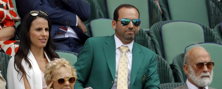 Sergio García jugará un torneo profesional de tenis de dobles junto a Amer Delic