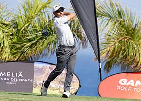 Sebastián García Rodríguez pisa más fuerte en Buenavista Golf