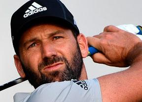 Sergio García comienza muy fuerte en Dubai con 65 golpes