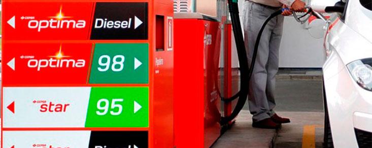 Más de 72.700 conductores echan combustible equivocado