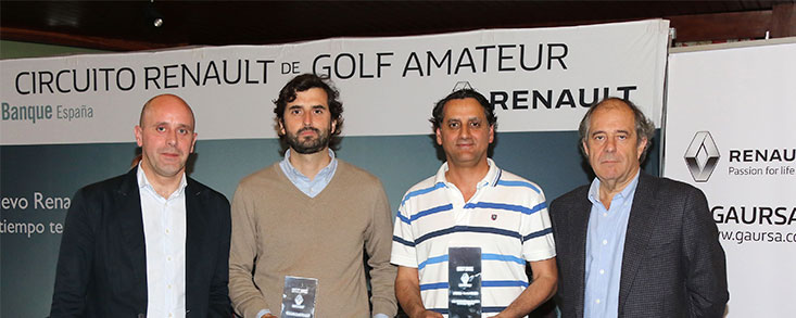 Récord de participación en la Real Sociedad de Golf de Neguri