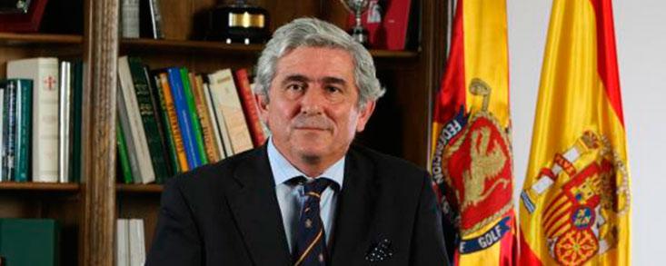 Gonzaga Escauriaza, única candidatura para las elecciones a la presidencia de la RFEG