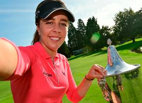 Georgia Hall logra el primer título de su carrera en el LPGA Tour