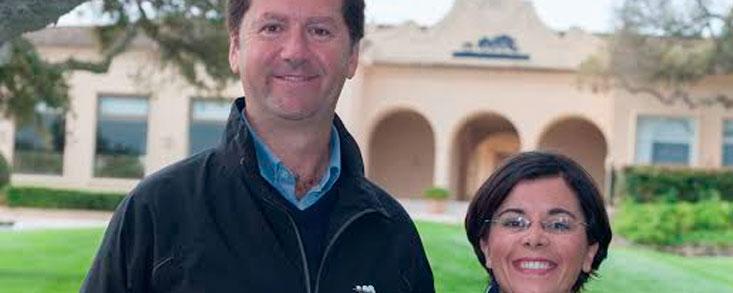 Los gerentes de golf españoles brillan en la Asociación Europea