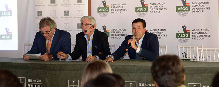 Reunión anual de la Asociación Española de Gerentes de Golf