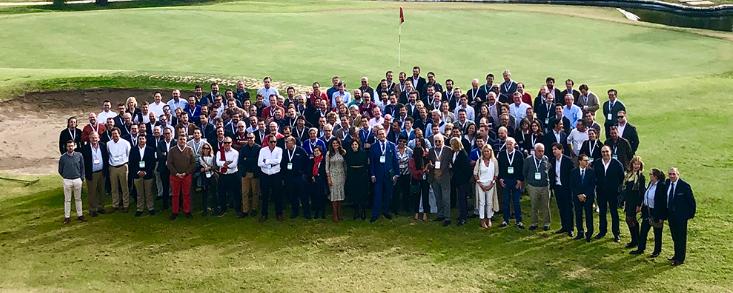 El X Congreso de Gerentes de Golf congregó a más de 220 participantes