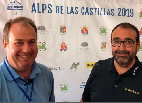 Javier Gervás: 'En el Alps Tour España está teniendo mucha importancia'