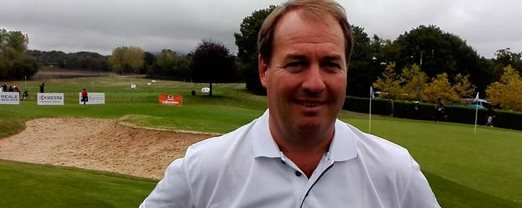 Javier Gervás: 'Es importante seguir apoyando al golf profesional'