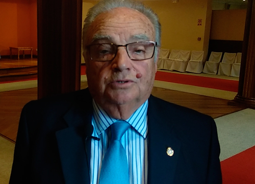 Gregorio Fernández: 'El erre que erre funciona'