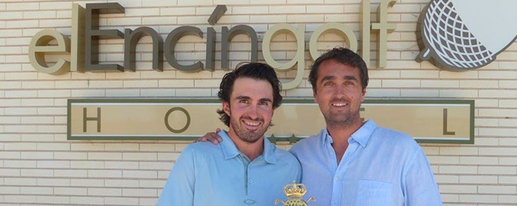 Moisés Cobo y Manuel Gil, campeones de Madrid Dobles