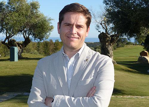 Miguel Girbés, director de Golf de Finca Cortesín