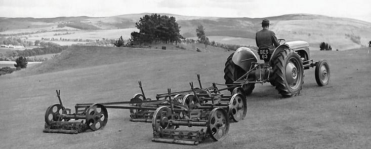 Gleaneagles cumple su centenario como uno de los grandes clubes de golf del mundo