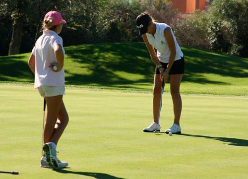 El Programa 'Golf Joven' crece con cuatro nuevas incorporaciones