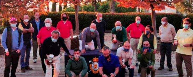El golf adaptado cierra su temporada en Madrid