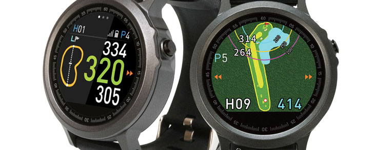 Una nueva manera de medir distancias en el campo de golf