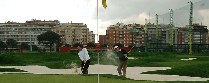 El Ayuntamiento estudia denegar la licencia al campo de golf de GolfCanal de Chamberí