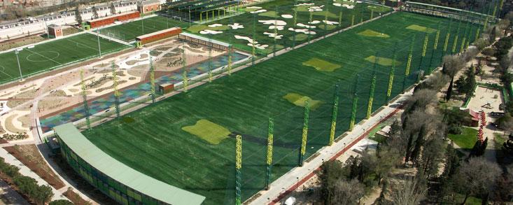 Las instalaciones de golf de GolfCanal terminarán su actividad el 31 de enero