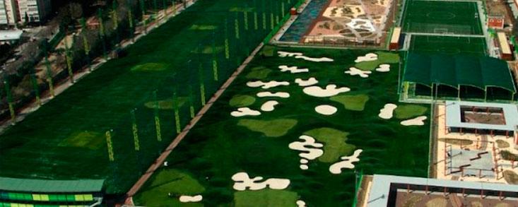 El campo de golf del Canal de Isabel II será demolido a mediados de 2018
