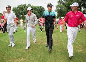 El European Tour mete la cabeza en China