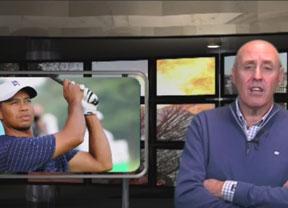 El golf cierra 2016 con Tiger Woods como protagonista en su retorno