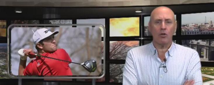 Jon Rahm, una estrella de presente y futuro para el golf español