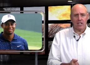 Malas nuevas para Tiger con China en el epicentro del golf mundial