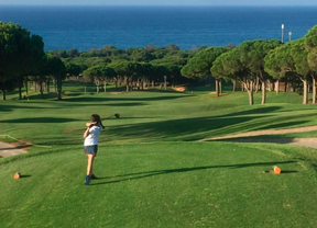 Andalucía, un destino ideal para disfrutar del golf en familia