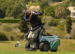 El golf podría ser deporte paraolímpico en 2024