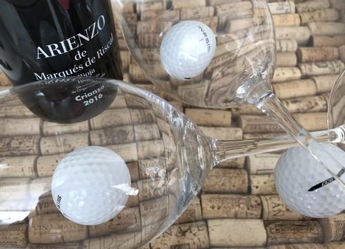 Izki Golf, Campo de Golf de Logroño, Rioja Alta y Sojuela apuestan por un gran maridaje